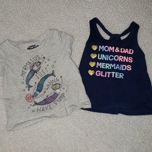 OshKosh B'gosh Shirts & Tops - 2 shirts